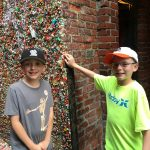 Adding to the gum wall